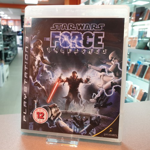Star Wars The Force Unleashed - Joc PS3