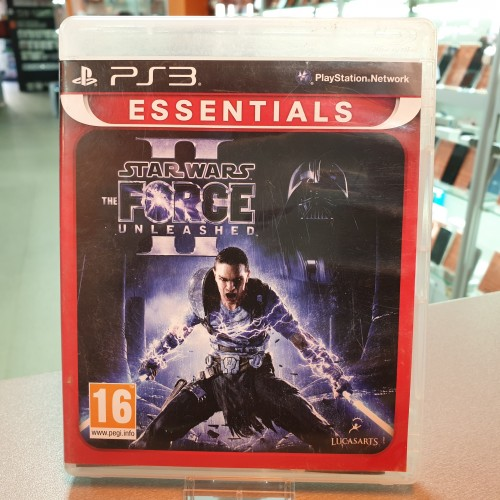 Star Wars The Force Unleashed 2 - Joc PS3