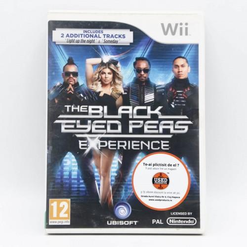 The Black Eyed Peas Experience - Joc Nintendo WII