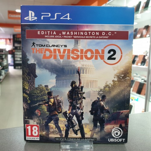 Tom Clancy's The Division 2 - Joc PS4