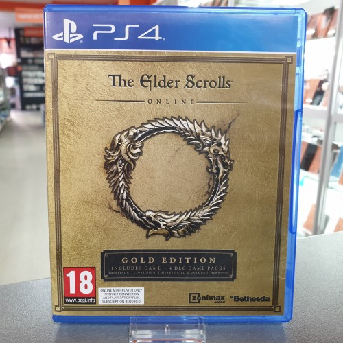 The Elder Scrolls Online - Joc PS4