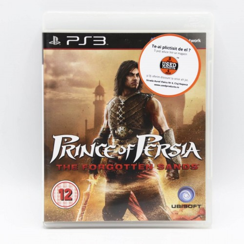 Prince of Persia The Forgotten Sands - Joc PS3
