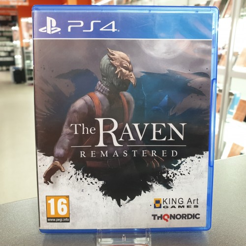 The Raven Remastered - Joc PS4