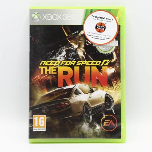 Need For Speed The Run - Joc Xbox 360