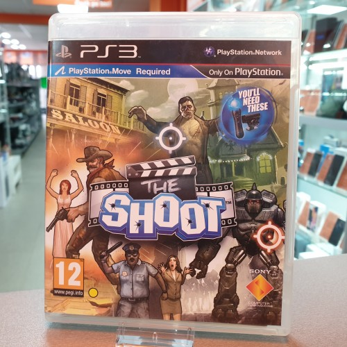 The Shoot - Joc PS3