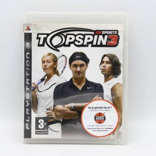 Top Spin 3 - Joc PS3
