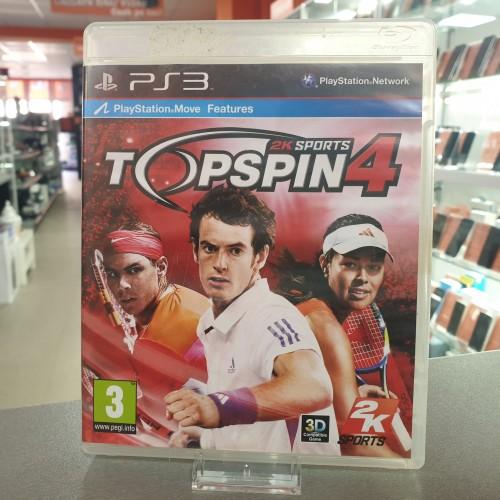 Top Spin 4 - Joc PS3