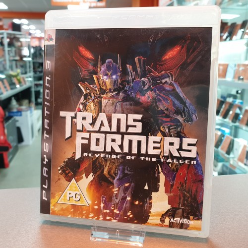 Transformers Revenge of the Fallen - Joc PS3