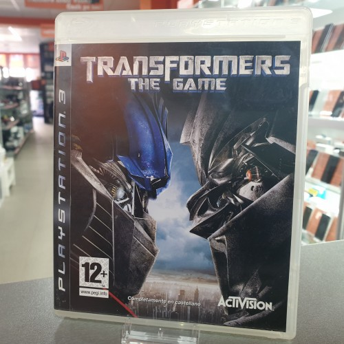 Transformers The Game - Joc PS3