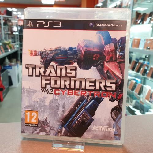 Transformers War for Cybertron - Joc PS3