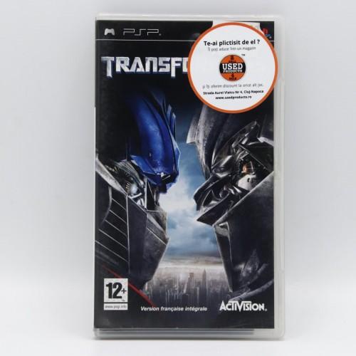 Transformers The Game - Joc PSP