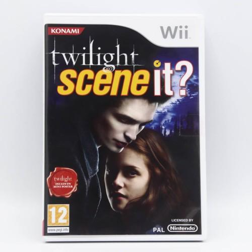 Twilight Scene It - Joc Wii