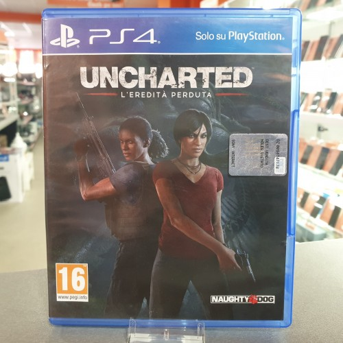 Uncharted The Lost Legacy - Joc PS4
