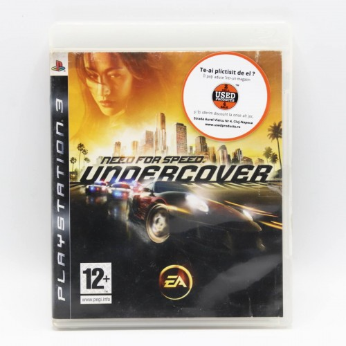 Need for Speed Undercover - Joc PS3