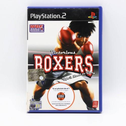 Victorious Boxers - Joc PS2