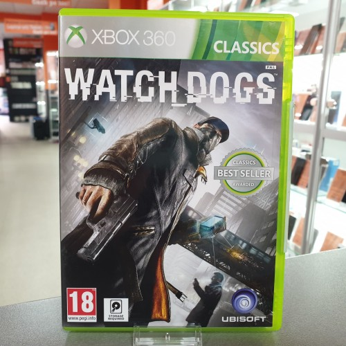Watch Dogs - Joc Xbox 360