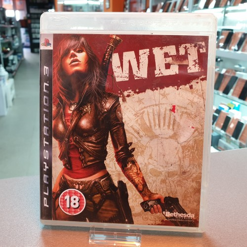 Wet - Joc PS3