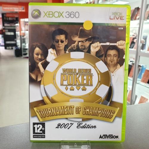 World Series of Poker Tournament of Champions - Joc Xbox 360