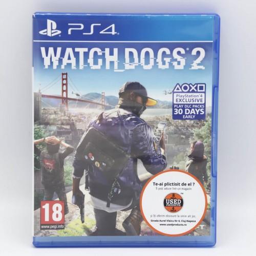 Watch Dogs 2 - Joc PS4