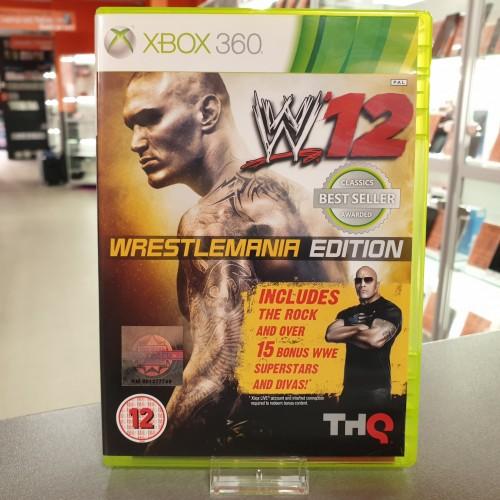WWE 12 / W12 - Joc Xbox 360