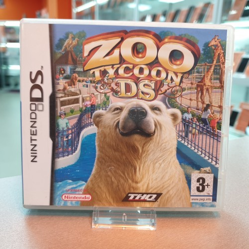 Zoo Tycoon DS - Joc Nintendo DS